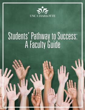 Cover for Students' Pathway to Success: A Faculty Guide